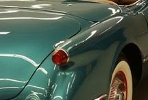 Cars and Trucks / Old Cars, classic cars, motorcycles for adventures / by Caroline Gerardo