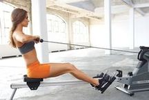 Workouts Under 30 Minutes / No time? No problem. These short duration, high and low intensity, 30 minute workouts make it possible to squeeze in highly effective exercise, no matter how busy you are. / by SELF Magazine