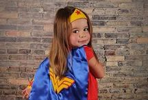 Take Back Halloween / Strong, smart and bold costumes for girls!