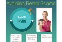 RENTAL SCAMS / Protecting people from rental scams. / by Tucson News Now