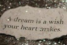 Dreams / Everything you think when you say dreams