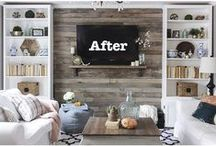 DIY Living Room Projects