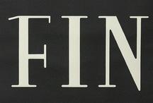Fin / by Jennifer Morse