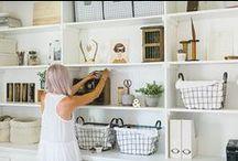Organize & Office / by Jennifer Morse