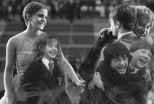 Harry ⚡ Potter  / by Maggie Stewart