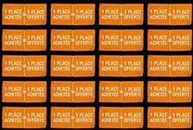 Orange et le cinéma / Le cinéma c'est mieux à 2 ! Avec Orange Cinéday, tous les mardis, tous les clients Orange peuvent inviter la personne de leur choix au cinéma.