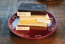 Cake Slice Club / Cake Subscription. Sending love, one slice at a time! http://www.cakenest.co.uk/shop/cake-slice-club