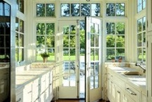 Dream Kitchens / by Jessica Barbanel