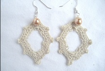 Crochet Earrings / by Krystle @ Color Transformed Family
