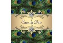Renewal Wedding Dream / Peacock renewal wedding dream / by Charlotte Taucher