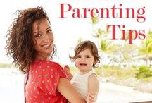 Parenting Tips / Being a parent is a tough gig! Thank goodness for these parenting tips and resources.