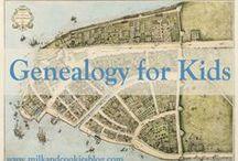 Homeschool ~ Genealogy