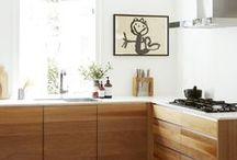 Kitchens / by Jennifer Morse