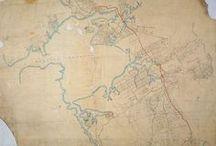 Manukau Harbour Maps