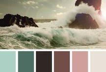 All the pretty colors / by Morgan Gradert