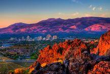 Where I Live ~ Northern Nevada / Reno ~ Sparks ~ Spanish Springs ~ Near Lake Tahoe