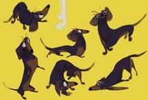 Creature/Animal design / Creature / animal reference