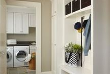 Pantry & Laundry room