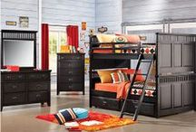 Boy's Bedrooms / Ideas for Jackson and Jett's bedrooms