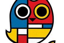 C'est chouette ! / Owls