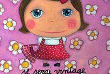 Vintage / T'es pas vieille maman, t'es vintage !