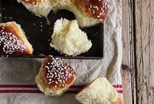 Boulange / Bakery / Pains et brioches