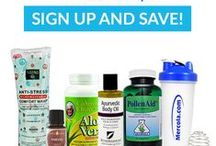 Affordable Healthy Shopping / Save money on staying healthy.