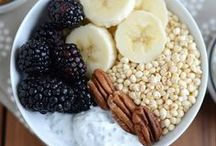 Health + Fitness / Ideas for living a healthy lifestyle, fitness, food, healthy habits, etc.