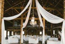 Wedding in a Barn / Ideas and inspiration for barn weddings.