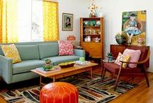 Living Rooms / by Mandy Entwistle
