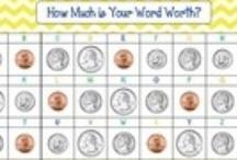 Spelling/Word Work/Sight Words: Education/Teaching