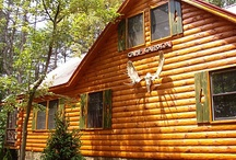 Log Siding / by Wholesale Log Homes