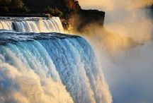 H2O Falls ~ Here&There / Waterfalls Around the World / by Marlene Hayward
