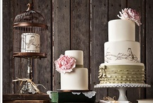 Wedding cakes {cake design}