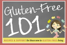 Gluten Free Please / by Marie Ziel