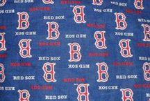 Red Sox Fabric / by il PIccolo Giardino