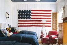 Home - Boys Spaces / by Heather Woods