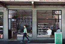 Shop, cafe, bakery, restaurant {design}