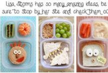 Children's Lunchbox Ideas