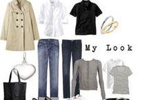 Helpful Hints - Wardrobe  / by Heather Woods