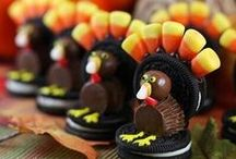 Thanksgiving/Fall / decor, recipe, ideas / by Marie Ziel