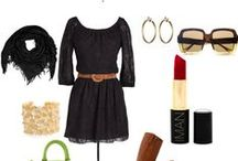 My Style with a Dress / by Marie Ziel