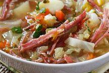 Let's Eat - Soup / by Mandy Entwistle