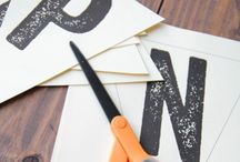 Crafting - Printables / by Heather Woods