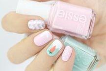 beauty & nails.
