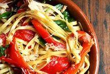Let's Eat - Pasta / by Mandy Entwistle