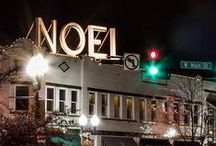 Franklin for the Holidays / Planning your holiday getaway? Don't miss these fun Franklin events and sites!
