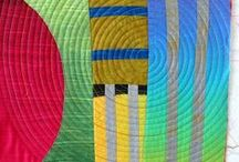 Quilt It! / Ideas for quilting with a walking foot.