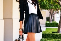 Hide and Go Sleek / Leather-- so sleek, so cool.