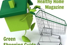 Green Shopping Directories / by Healthy Home Guide